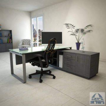 שולחן משרדי דגם RIO