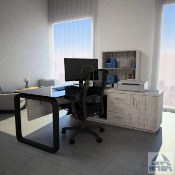 שולחן משרדי דגם KESHET