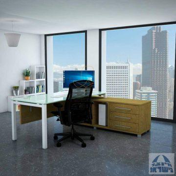 שולחן משרדי דגם TOPER