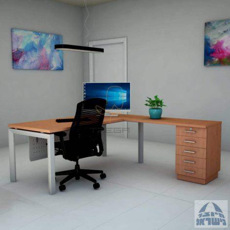שולחן מחשב פינתי דגם MILA