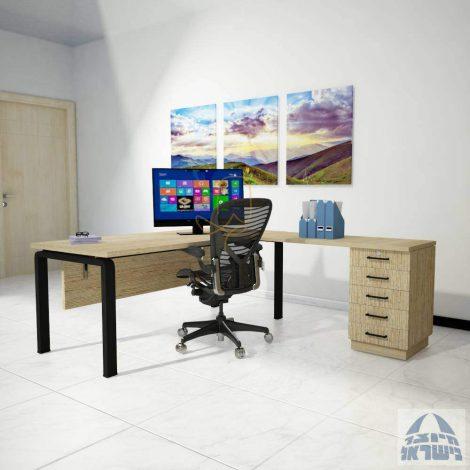שולחן עבודה פינתי דגם NORA