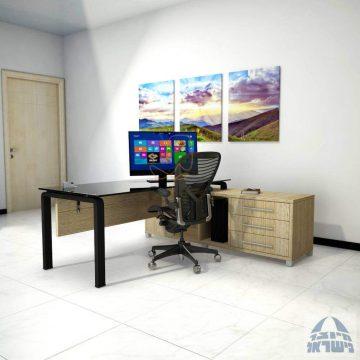 שולחן משרדי דגם NORA