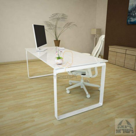 שולחן זכוכית דגם RIO