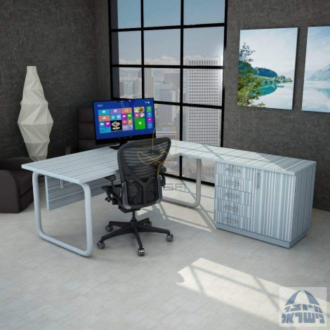 שולחן פינתי דגם RINGO