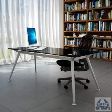 שולחן זכוכית דגם SPY