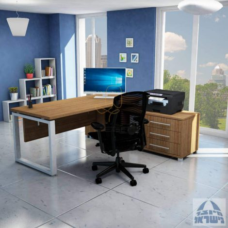 שולחן מנהלים יוקרתי TOVAL