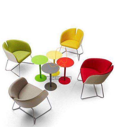 עיצוב המשרד על ידי פינות ישיבה