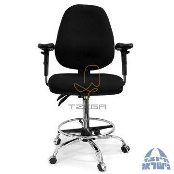 TOPAZ X כיסא מזכירה למשרד