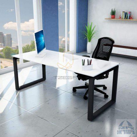 שולחן זכוכית יוקרתי דגם TOVAL