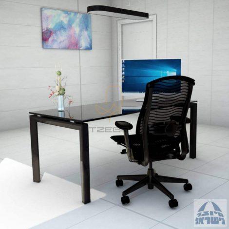 שולחן זכוכית דגם MILA