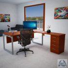 שולחן עבודה פינתי דגם KENDEL