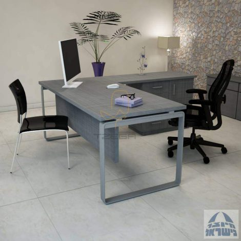 שולחן מחשב פינתי דגם RIO